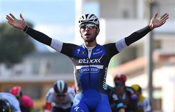 Giro de Italia: Fernando Gaviria y el histórico dato que alegra al país