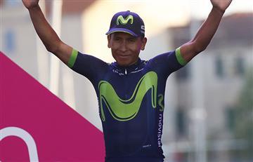 Giro de Italia: Nairo y los colombianos van así