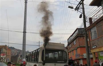 Mala calidad del aire a cobrado la vida de 10 mil personas en Colombia
