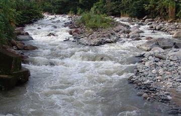 Alerta roja en 28 ríos por riesgo de desbordamiento