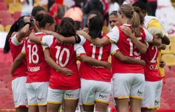 América y Santa Fe tendrán que enfrentarse en Liga Águila Femenina