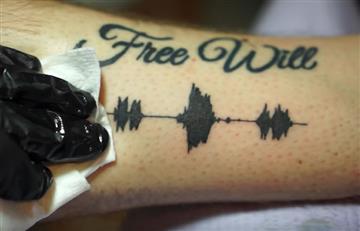 Llegan los tatuajes con sonido