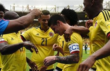 Selección Colombia jugará contra Camerún en junio