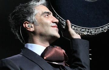 Alejandro Fernández: El tequila Rosa que hizo vomitar al artista