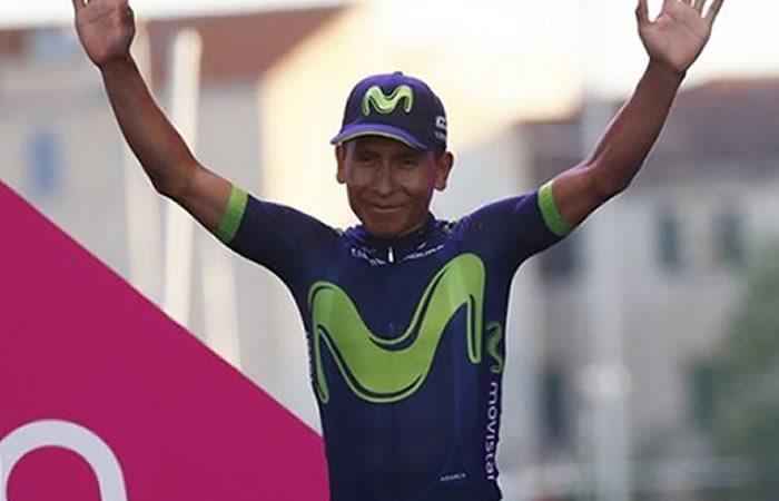 Giro de Italia: Nairo y los colombianos van así tras etapa 4