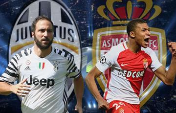 Juventus vs. Mónaco: Previa, datos y alineaciones