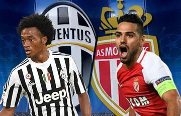 Juventus vs. Mónaco: Transmisión EN VIVO