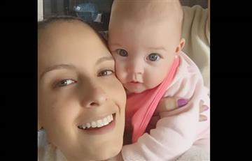 Laura Acuña: Su tierna hija cautiva con ternura las redes sociales