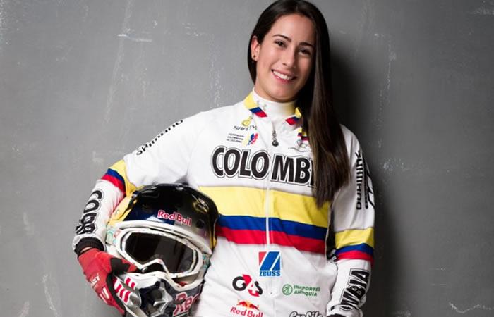 Mariana Pajón, la mejor bicicrosista del mundo según la UCI