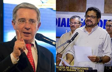 """Uribismo y Farc comparten el mismo eslogan: """"El Partido de la esperanza"""""""