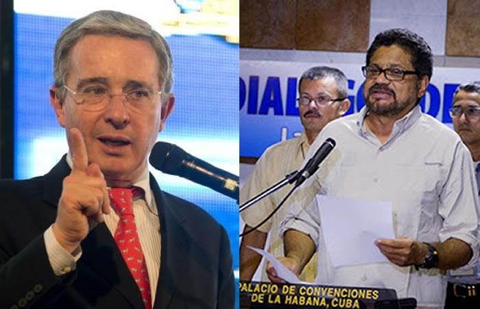 Uribismo y Farc comparten el mismo eslogan: