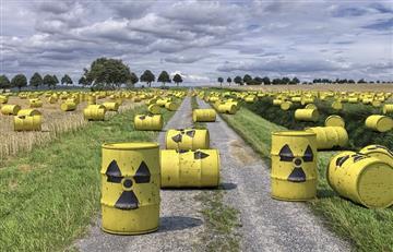 Emergencia en Washington por colapso de almacén de residuos nucleares