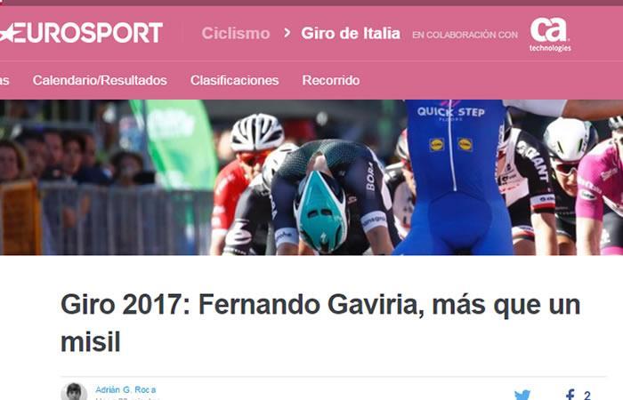 Fernando Gaviria: Prensa internacional explota en alabanzas por él