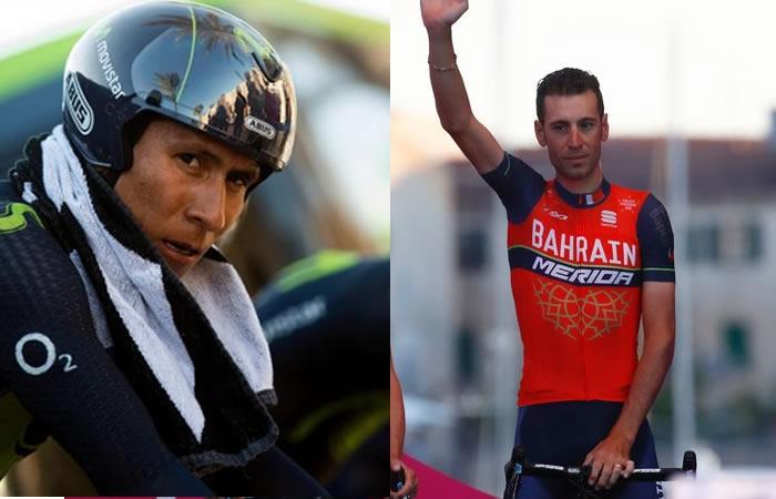 Nairo Quintana: Las 'sinceras' palabras de Nibali contra el de Boyacá