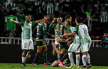 Atlético Nacional campeón de la Recopa Sudamericana 2017