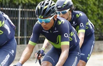 Giro de Italia: Nairo y los colombianos van así tras etapa 6