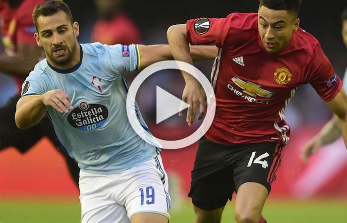 Manchester United vs. Celta de Vigo: Transmisión EN VIVO online
