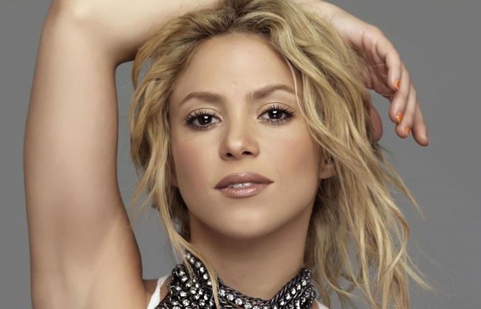 Shakira revela los temas de su nuevo álbum 'El Dorado'