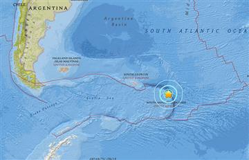 Terremoto de 6.8 sacude al Atlántico