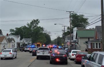 En Kirkersville, Ohio, murieron cuatro personas tras un tiroteo