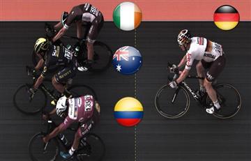 Giro de Italia: Lo que nadie vio de la etapa 7