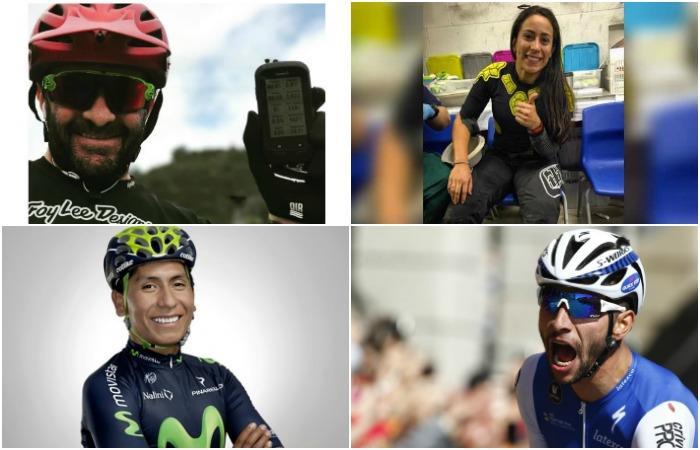 Pirry elogia a Fernando Gaviria y habla de Quintana y Pajón