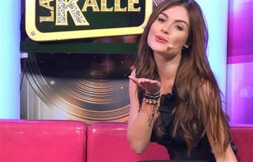 Sara Uribe habla de la supuesta relación con 'El tino Asprilla'