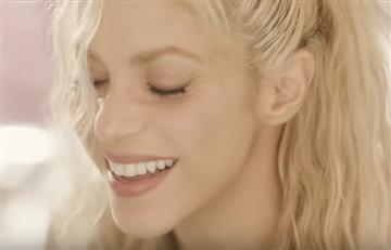 Shakira lanza el video de su tema 'Me enamoré'