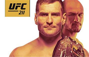 UFC 211: Cartel + Hora y Transmisión Latinoamérica y USA