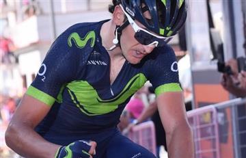 Giro de Italia: Izagirre, gregario de Nairo, gana etapa 8