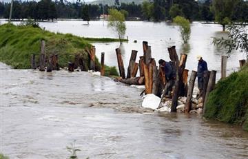 Emergencia por lluvias en Cundinamarca