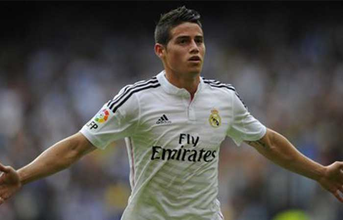 ¿James Rodríguez ya comienza a despedirse del Real Madrid?