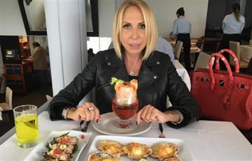 Laura Bozzo se hace sus cirugías estéticas en Colombia