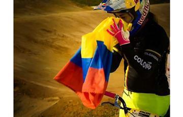 Mariana Pajón: EN VIVO Copa mundial de BMX