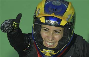 Mariana Pajón le regala otro oro a Colombia