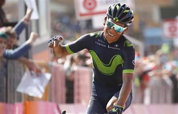Nairo Quintana: Reviva el momento en el que el colombiano ganó