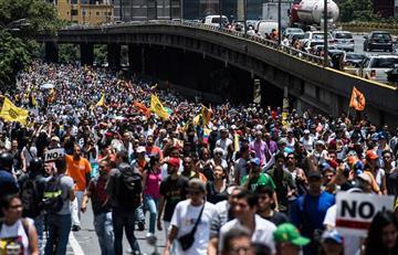 Venezuela protestará nuevamente este lunes