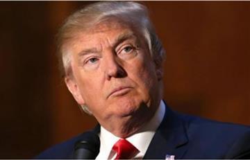 Donald Trump fue víctima de noticias falsas