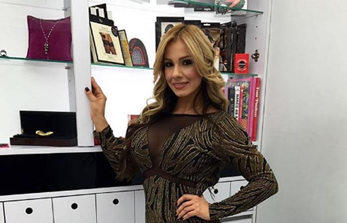 Esperanza Gómez: Estas son las condiciones para ir a su show erótico