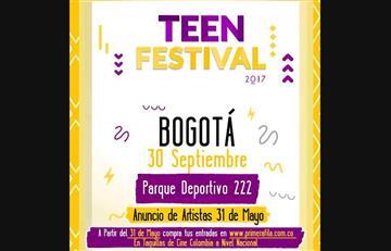 Llega a Colombia 'TEEN Festival' un evento para la generación 2.0