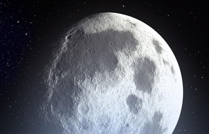 Luna: Hallan un 'tanque de guerra' en su superficie