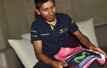 Nairo logró histórico dato que celebra Colombia
