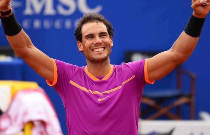 Rafael Nadal gana el Masters de Madrid