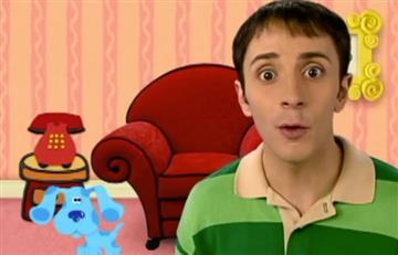 ¿Recuerdas 'Las pistas de Blue'?: Así luce su presentador