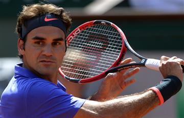Roger Federer no participará en el Roland Garros