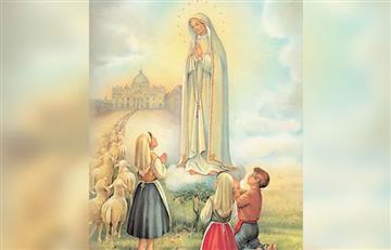 YouTube: Novena Virgen de Fátima para las causas urgentes, día 8