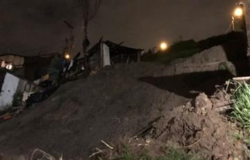 Deslizamiento en Soacha dejó tres muertos