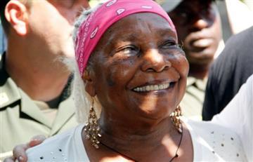Petrona Martínez: En cuidados intensivos tras isquemia cerebral