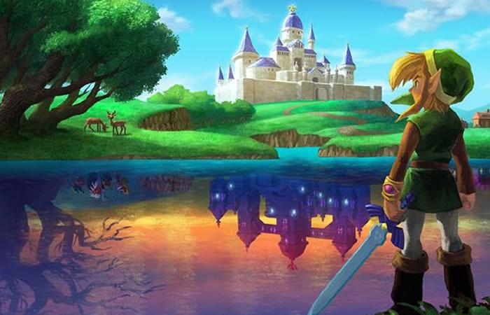 Zelda. Foto: Twitter