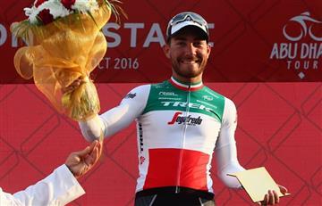 Giro de Italia: Giacomo Nizzolo abandona la competencia